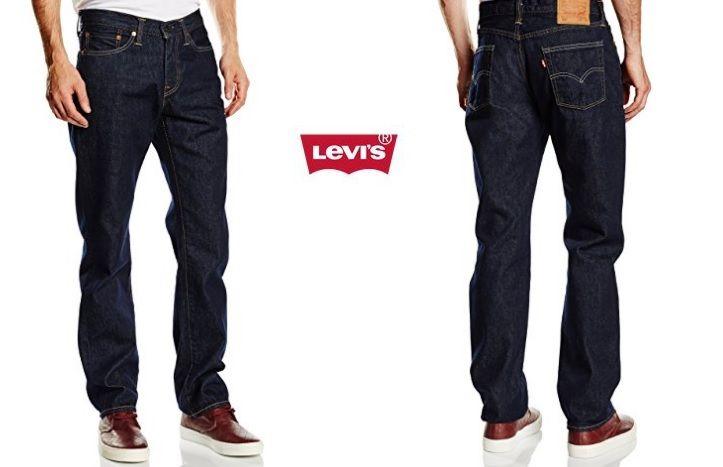 Chollo Vaqueros Para Hombre Levi S 514 Slim Straight Solo 34 58 Dto