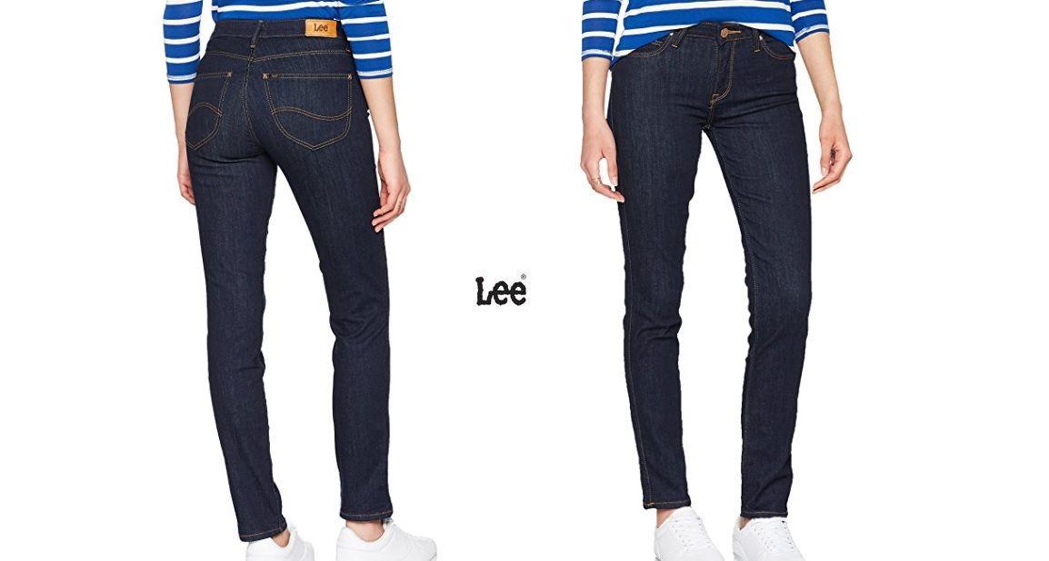 Chollazo Jeans Para Mujer Lee Por Solo 24 En Tallas Sueltas 71 Descuento