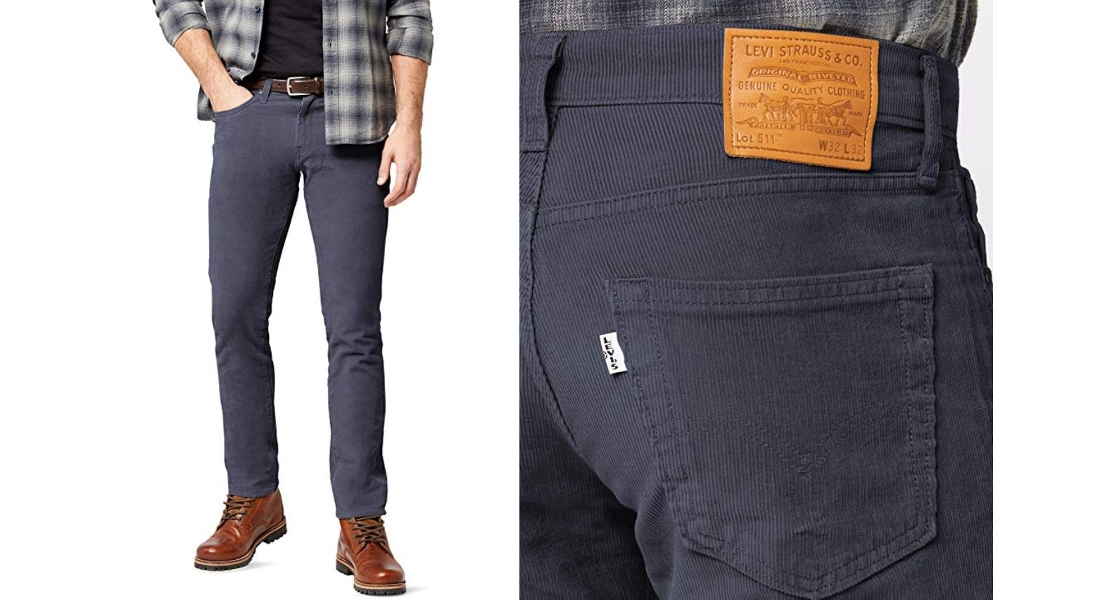 Chollazo Pantalones Levi S 511 Slim Fit Por Solo 35 95 Antes 87 17
