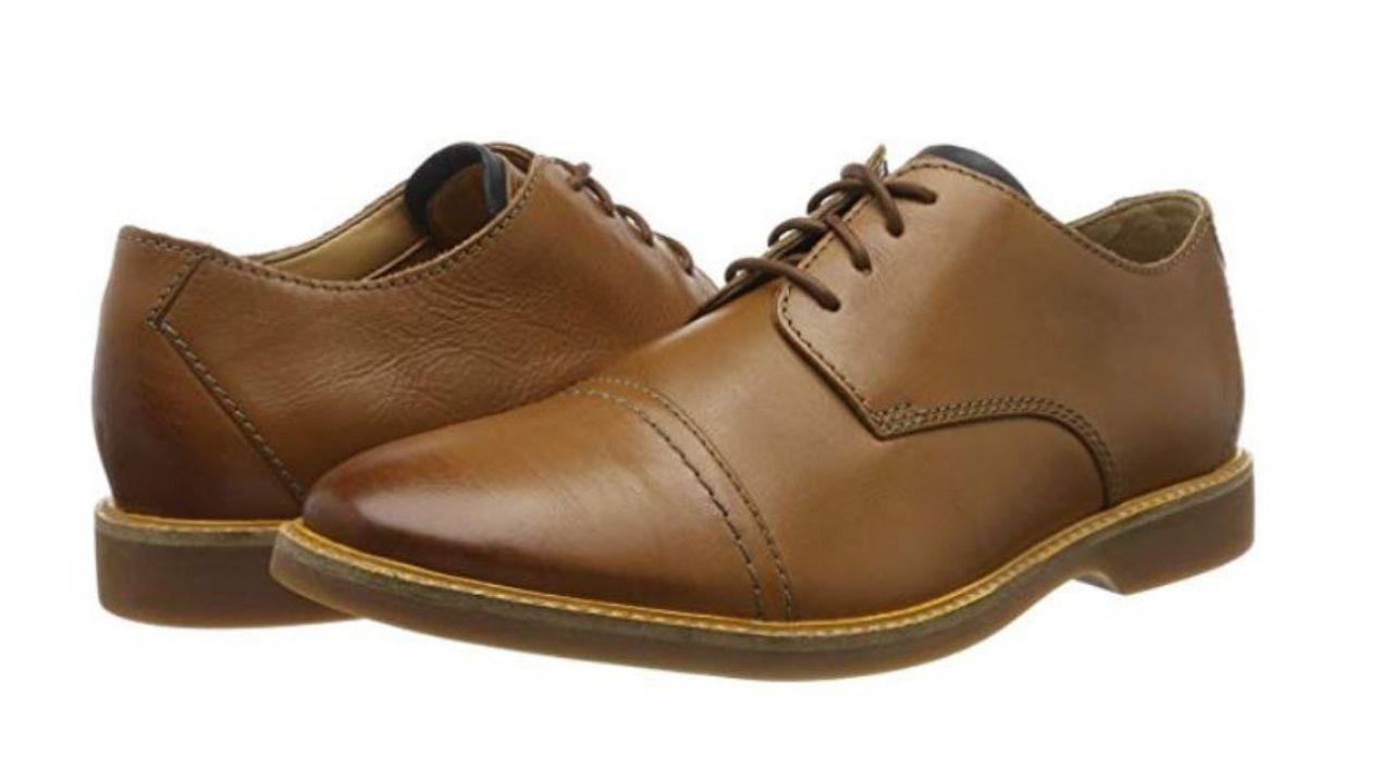 chocar Gaviota dieta  Chollo! Zapatos para hombre Clarks Atticus Cap por sólo 45€ (PVP 110€)