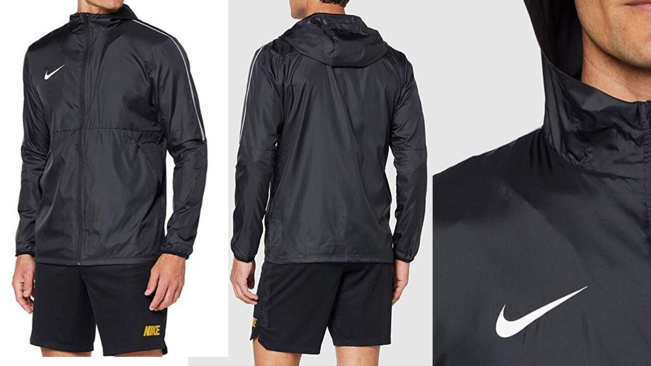 yeso aleación prosa  Chollo! Chubasquero Nike park18 Rain Jacket por sólo 25€ (PVP 35€)